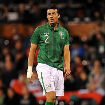 Stephen Kelly did not play in Ireland's win over Poland on Wednesday night