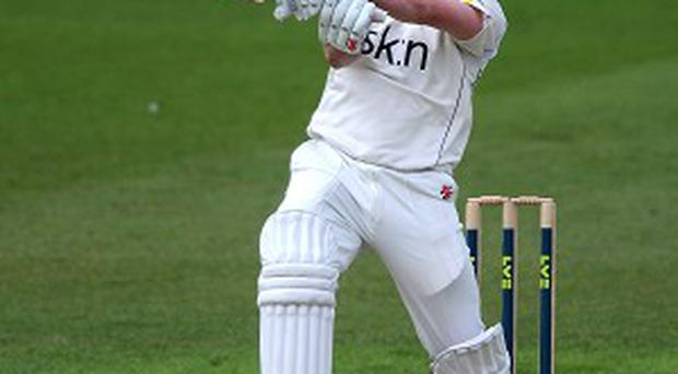 William Porterfield has made 72 appearances for Warwickshire