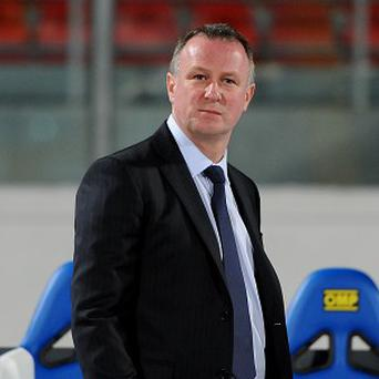 Michael O'Neill's Northern Ireland side lie joint 102nd in the FIFA rankings