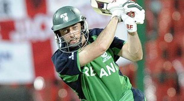Alex Cusack is amongst 17 Ireland players offered a central contract