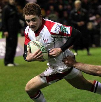 Paddy Jackson believes he is better at coping with pressure these days
