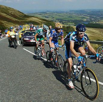 Ireland will host the start of the Giro d'Italia next year