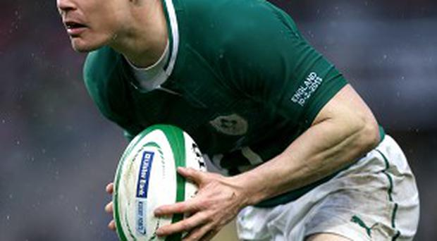 Brian ''Driscoll will win his 123rd cap for Ireland in Sunday's RBS 6 Nations clash with Scotland