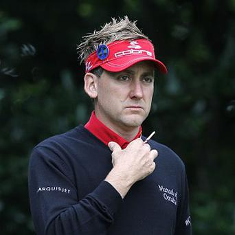 Ian Poulter could not make the final of the World Match Play