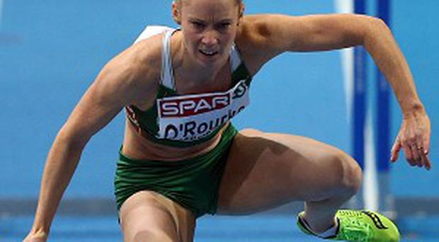 Derval O'Rourke was agonisingly close to qualifying for the final in Gothenburg