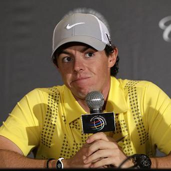 Rory McIlroy pulled out of last week's Honda Classic (AP)