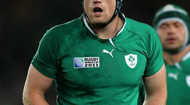 Jamie Heaslip has come in for some criticism