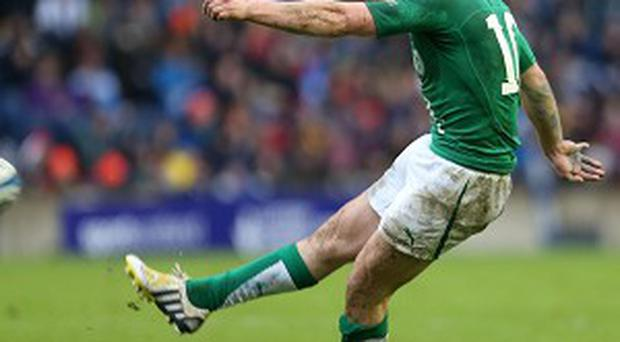 Paddy Jackson has passed a fitness test on his injured hamstring