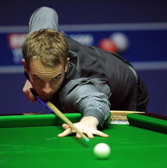 Ali Carter has said he is looking forward to a return to action.
