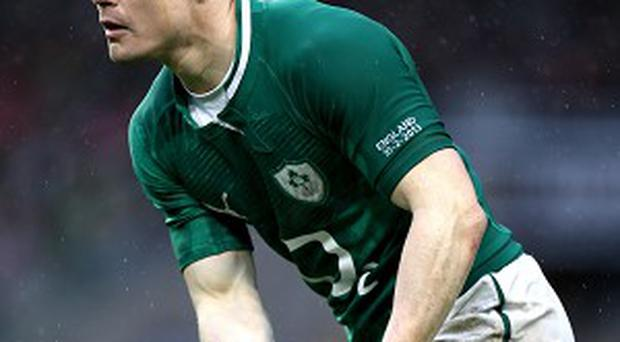 Brian O'Driscoll has suffered a number of injuries recently