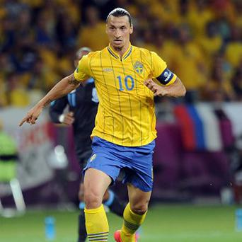 Giovanni Trapattoni insists Ireland's defence can contain Zlatan Ibrahimovic, pictured, on Friday