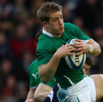 Luke Fitzgerald has committed his future to Leinster