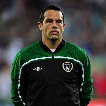 David Forde is set to start for Ireland on Friday
