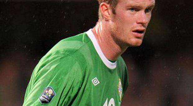 Chris Brunt is desperate to end Northern Ireland's long wait for a win