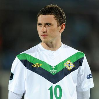 Corry Evans has been added to the Northern Ireland squad