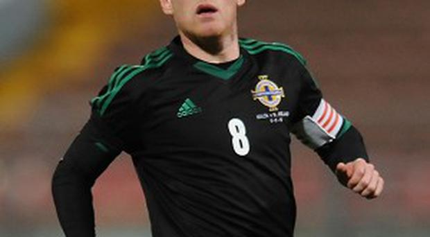 Steven Davis revealed Northern Ireland are just desperate to play a game