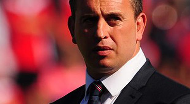 Steve McNamara, pictured,will wait to see if Ben Currie is to switch his allegiance