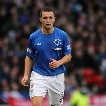 Chris Hegarty opened the scoring for Rangers