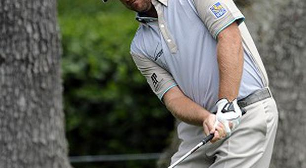 Graeme McDowell showed his character in South Carolina (AP)