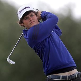 Alan Dunbar competed at the Masters earlier this month