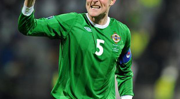 Stephen Craigan won 54 Northern Ireland caps during his playing career