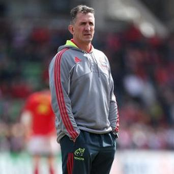 Rob Penney is eyeing an upset when his Munster side face Clermont Auvergne