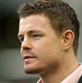 Brian O'Driscoll will take part in his fourth successive Lions tour