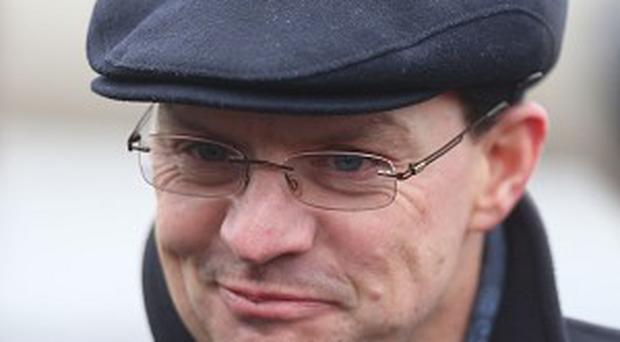 Trainer Aiden O'Brien