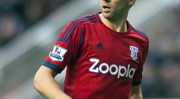 Gareth McAuley has put pen to paper on a new deal with West Brom