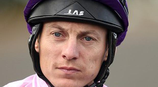 Eddie Ahern has been handed a 10-year ban from riding