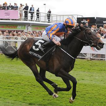 Magician is one of Aidan O'Brien's team of four for the Irish 2000 Guineas