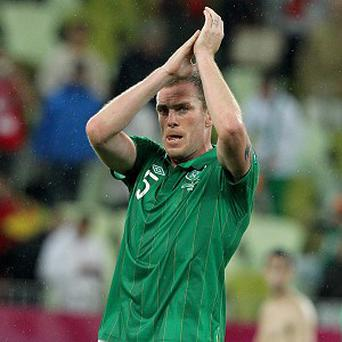 No place for Richard Dunne in Ireland match against Wales