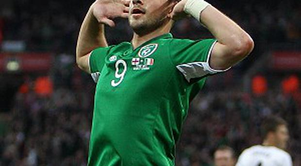 Shane Long netted at Wembley in midweek