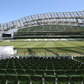 The FAI has received help from UEFA to meet debt repayments for the Aviva Stadium