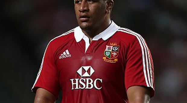 Mako Vunipola could line-up at loose-head prop in the first Test