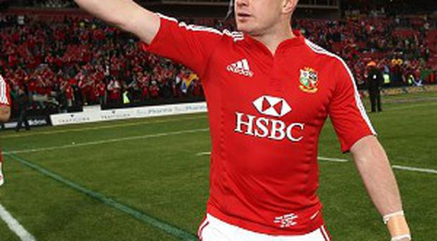Shane Williams will play for the Lions against the Brumbies