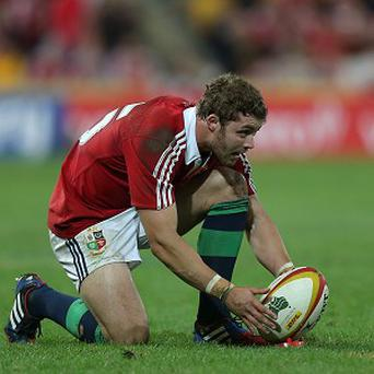 Leigh Halfpenny has been a revelation on the tour of Australia