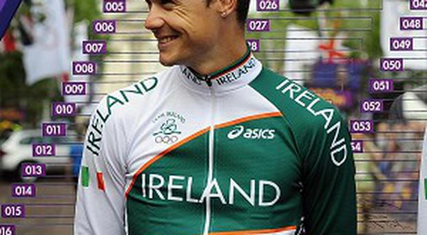 Nicolas Roche is determined to deny Team Sky another Tour de France victory