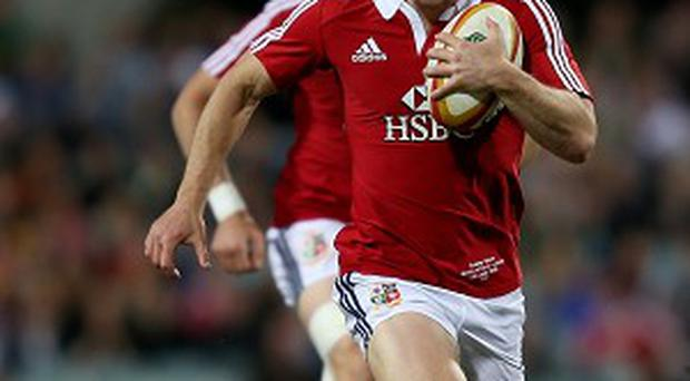 Tommy Bowe is determined to end the Lions' wait for a series win