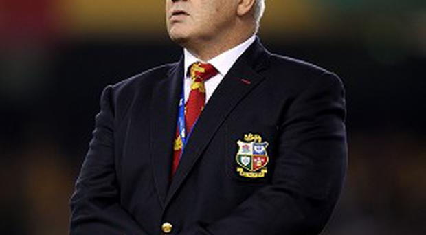 Warren Gatland is excited about the future of the Lions and Wales