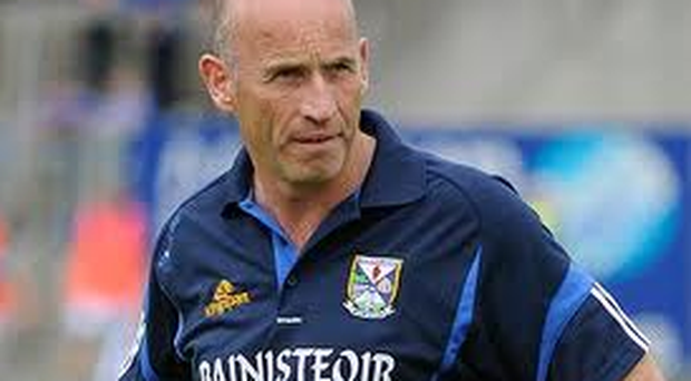 The Westmeath manager Tom Carr
