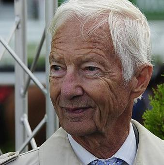 Lester Piggott's son Jamie was beaten on his first ride at Killarney