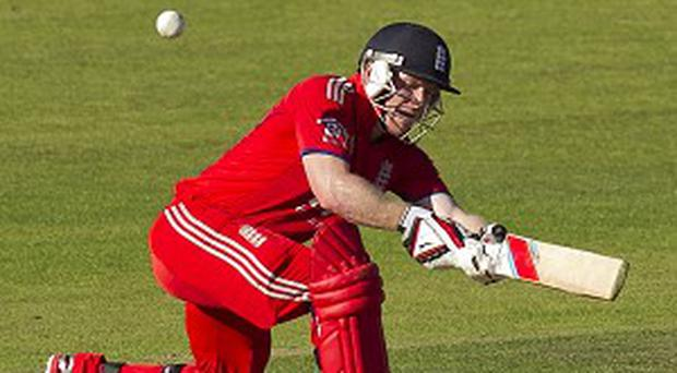 Eoin Morgan's brilliant hundred rescued England against Ireland
