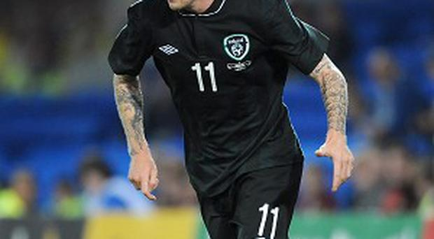 James McClean will start against Sweden