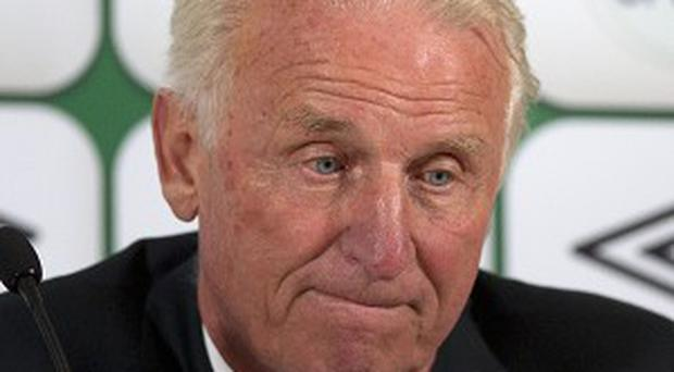 Giovanni Trapattoni insists Austria is a must-win game for Ireland