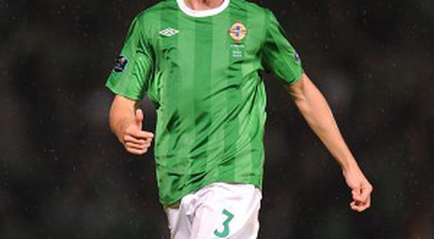 Jonny Evans wants to see Northern Ireland finish strongly