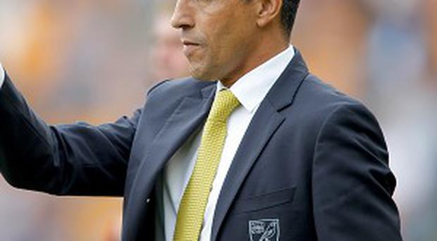 Chris Hughton is not interested in the Ireland job