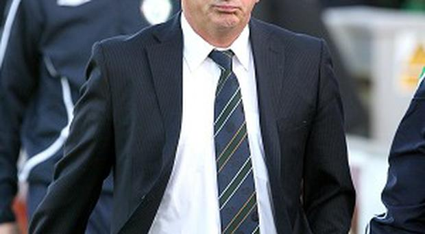 Noel King will take charge of Ireland until a new manager is appointed