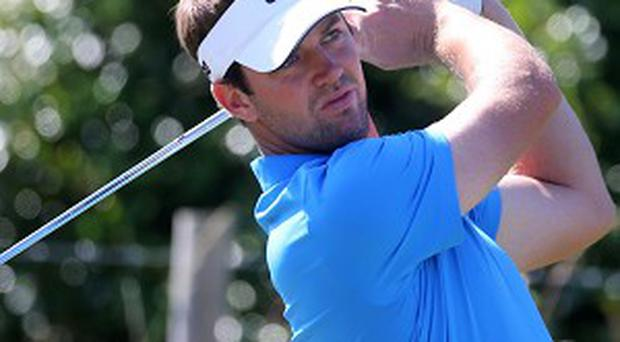 Scott Jamieson impressed at the Seve trophy