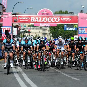 The 2014 Giro d'Italia will get under way in Belfast